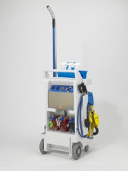 Ecolab Cleaning Caddy Oasis Pro